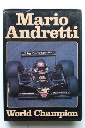 Mario Andretti World Champion (Roebuck 1979)